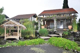 OUTBOUND BANDUNG, Villa Air Lembang