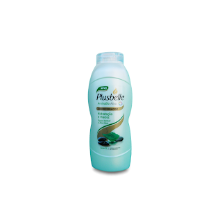 Resenha Plusbelle Hidratação e Maciez Aloe Vera e Água Termal - Liberado para No Poo, Low Poo e Cowash