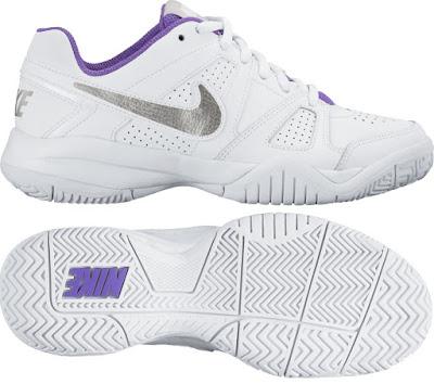 Dětská tenisová obuv Nike City Court 7 GS 2016