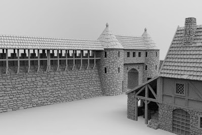 Town Wall & Gate picture 3