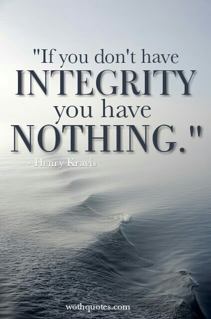 quotes about integrity.html