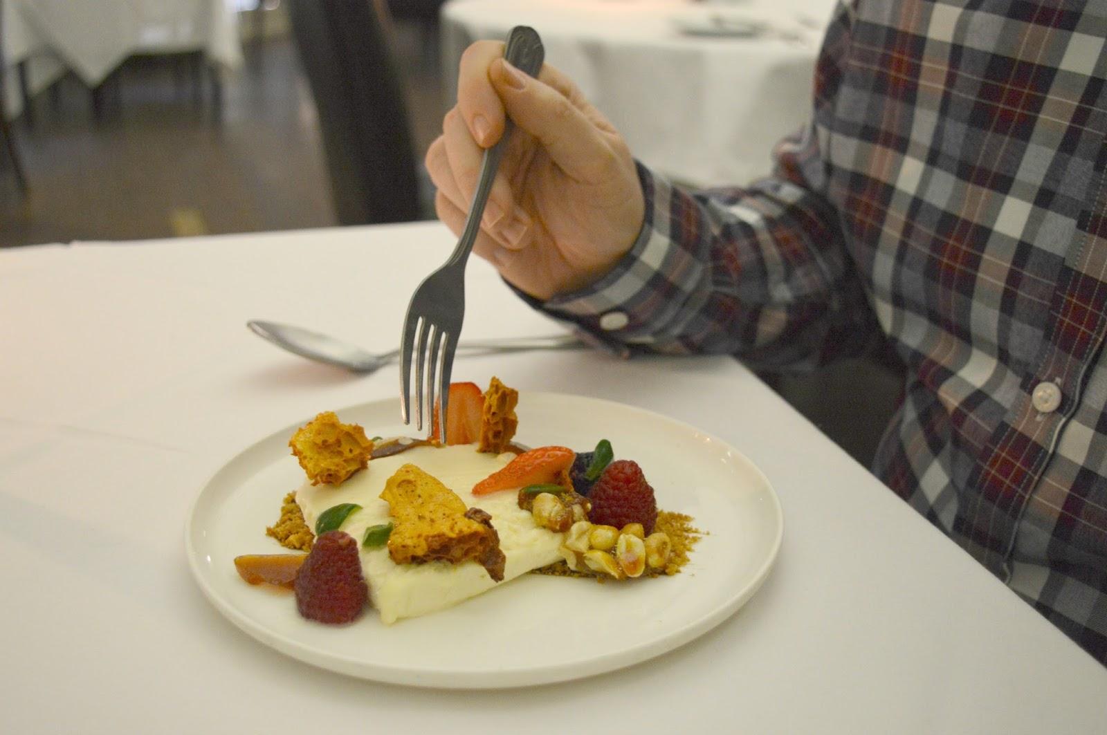 Horton Grange Country House Hotel - Dessert