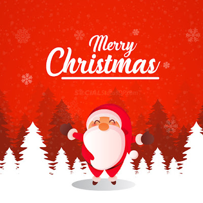 Download Best WhatsApp Christmas Status, Facebook DP, wishes, images, Messages & Quotes - SocialStatusDP.com