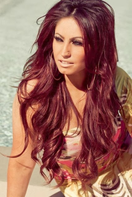 Long Red Hair Red Hairstyles For Women 09600