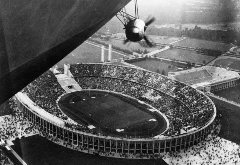Bryan Pinkall's World of Opera, Olympics, and More: 1936 Summer ...