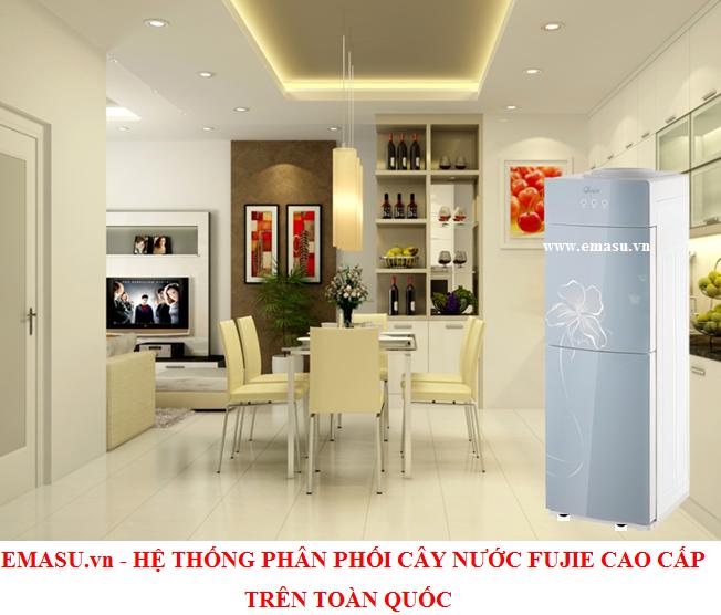 Hệ thống phân phối cây nước nóng lạnh FujiE WDX5GE uy tín trên toàn quốc