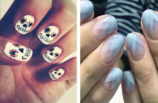 Nail Art Techniques With Simple Implementation