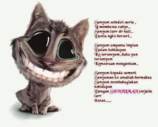 senyuman kelat