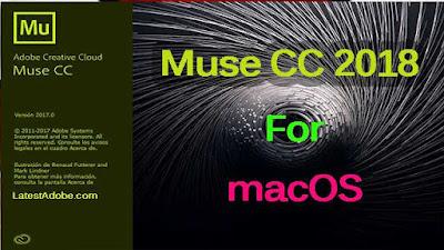 Adobe Muse CC 2018 Free Download ( macOS v10.13 64-bit) Full Setup Latest Version 18.1 for macOS - LatestAdobe