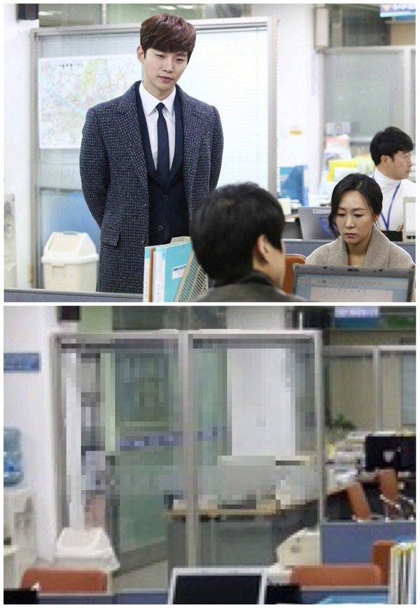 """Junho (2PM) với tạo hình mới trong bộ phim """"Memory"""""""