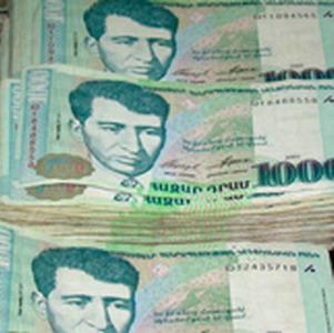 Remesas a Armenia crecen en un año USD125.4 millones