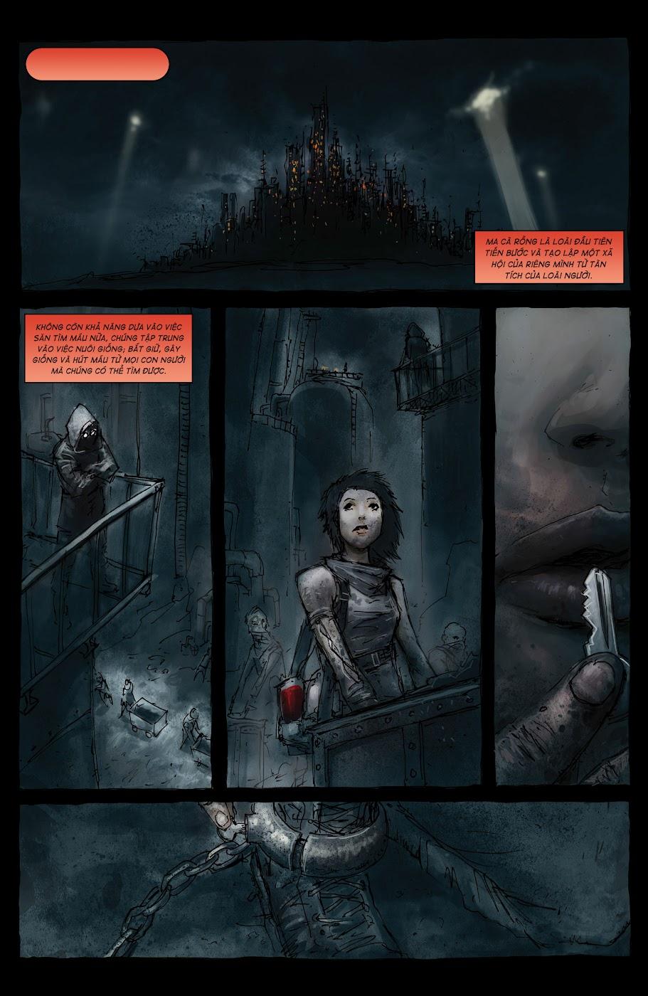 Broken Moon chương 1 trang 8
