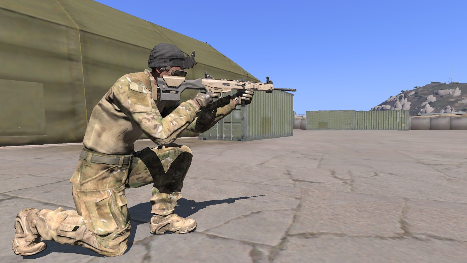 ArmA 3 Scripting Tutorials: Adding Weapons, Attachments and Ammo