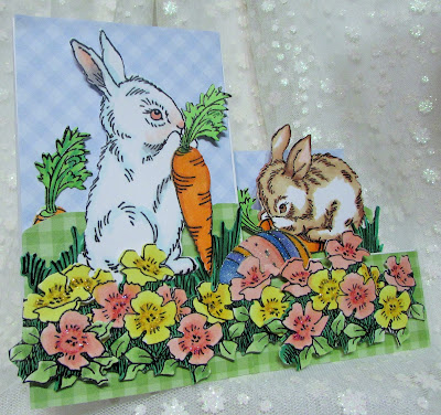 Buffalo Stamps & Stuff: BSS MONDAY IDEA - Easter is Early ...