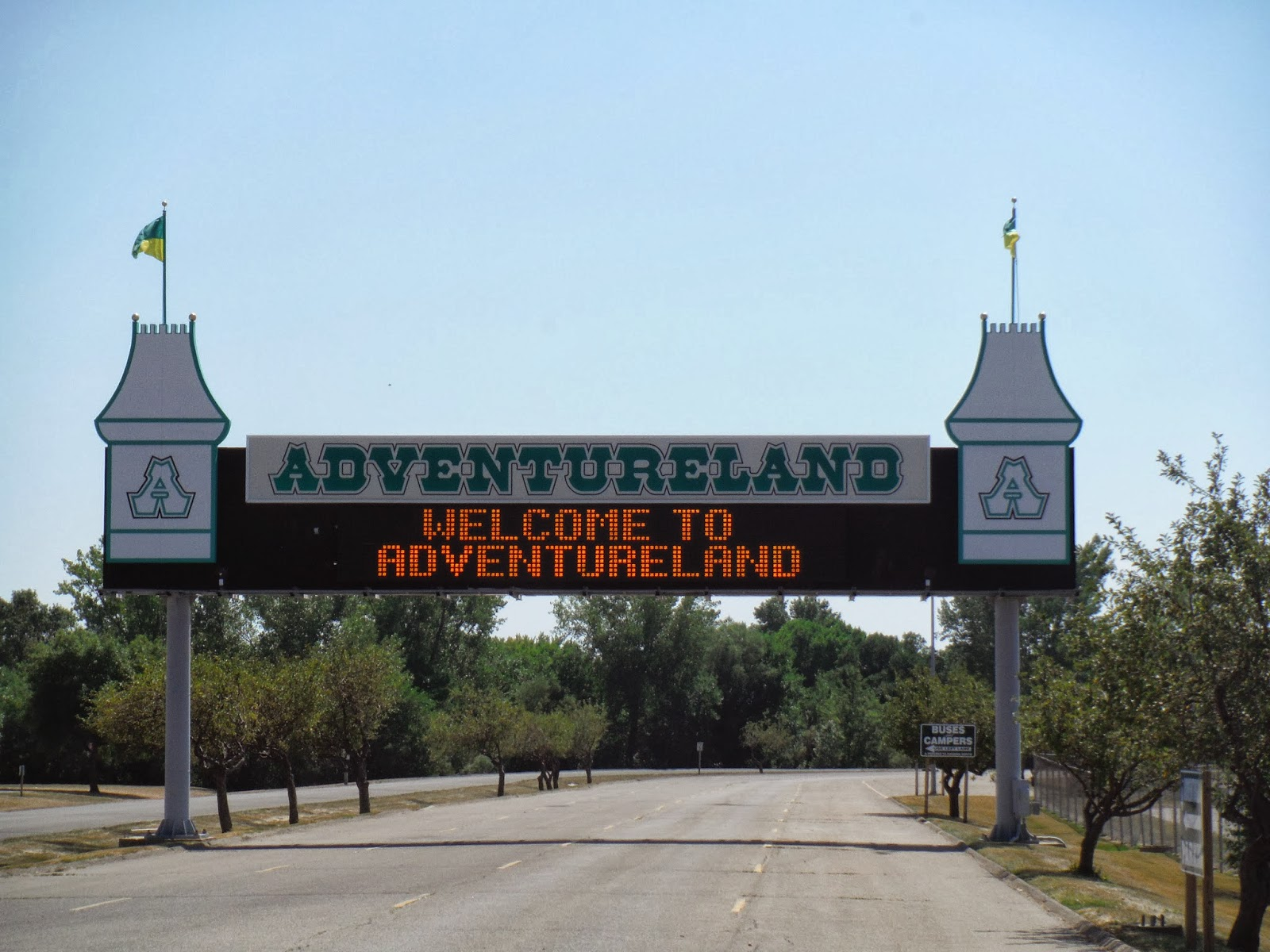 Observations From On The Road Adventureland Workcamping