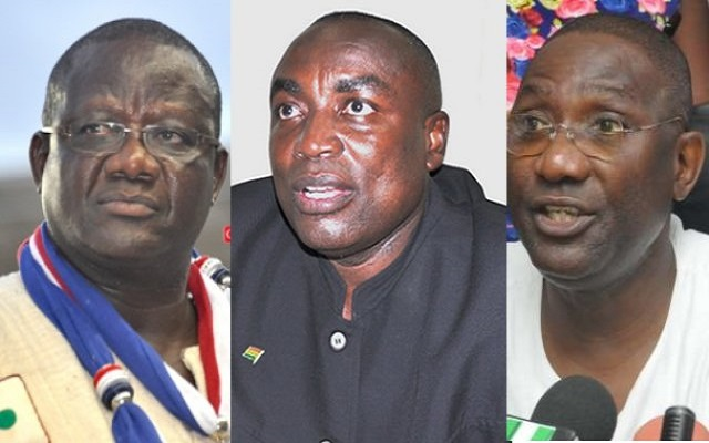 Afoko, Agyepong, Crabbe to be reinstated in NPP