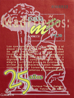 25 ANIVERSARIO DE LA MOVIDA MADRILEÑA