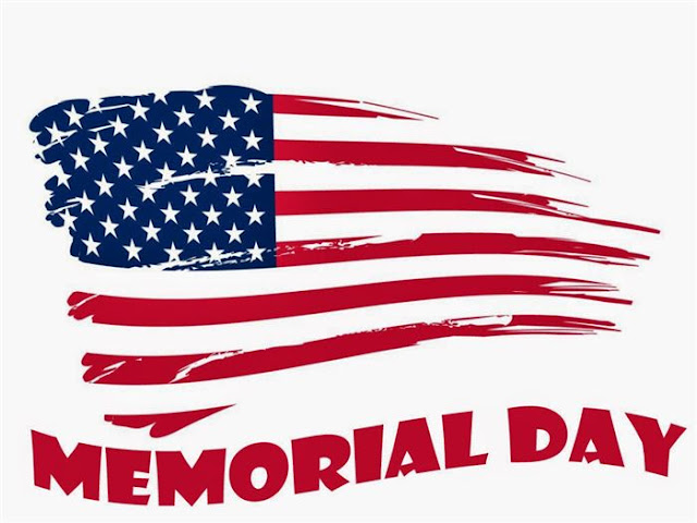 Memorial Day USA Flag Wallpaper