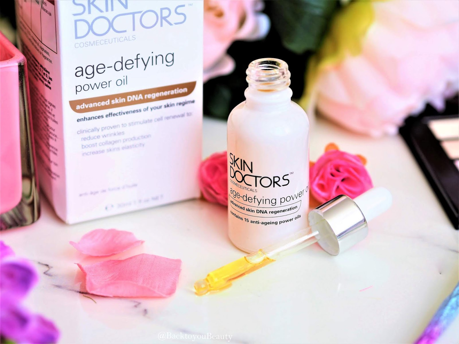 Skin Doctors Age Defying Power Oil