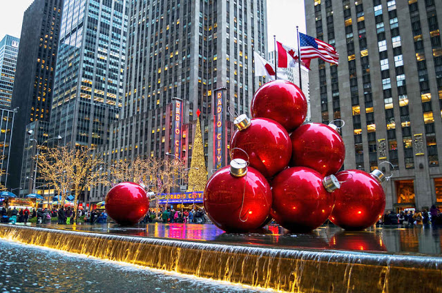 Things To Do in New York during Christmas!