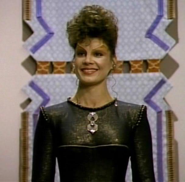 Lucifer Season 2 Ep 4: Golf Charlie Papa: The Most Attractive Women Of Star Trek TNG