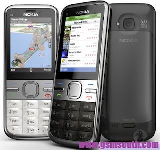 nokia c5-03 software version 23.0.015