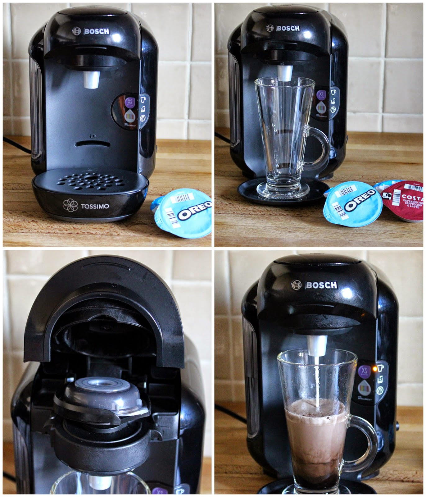 Tassimo Drinks Machine