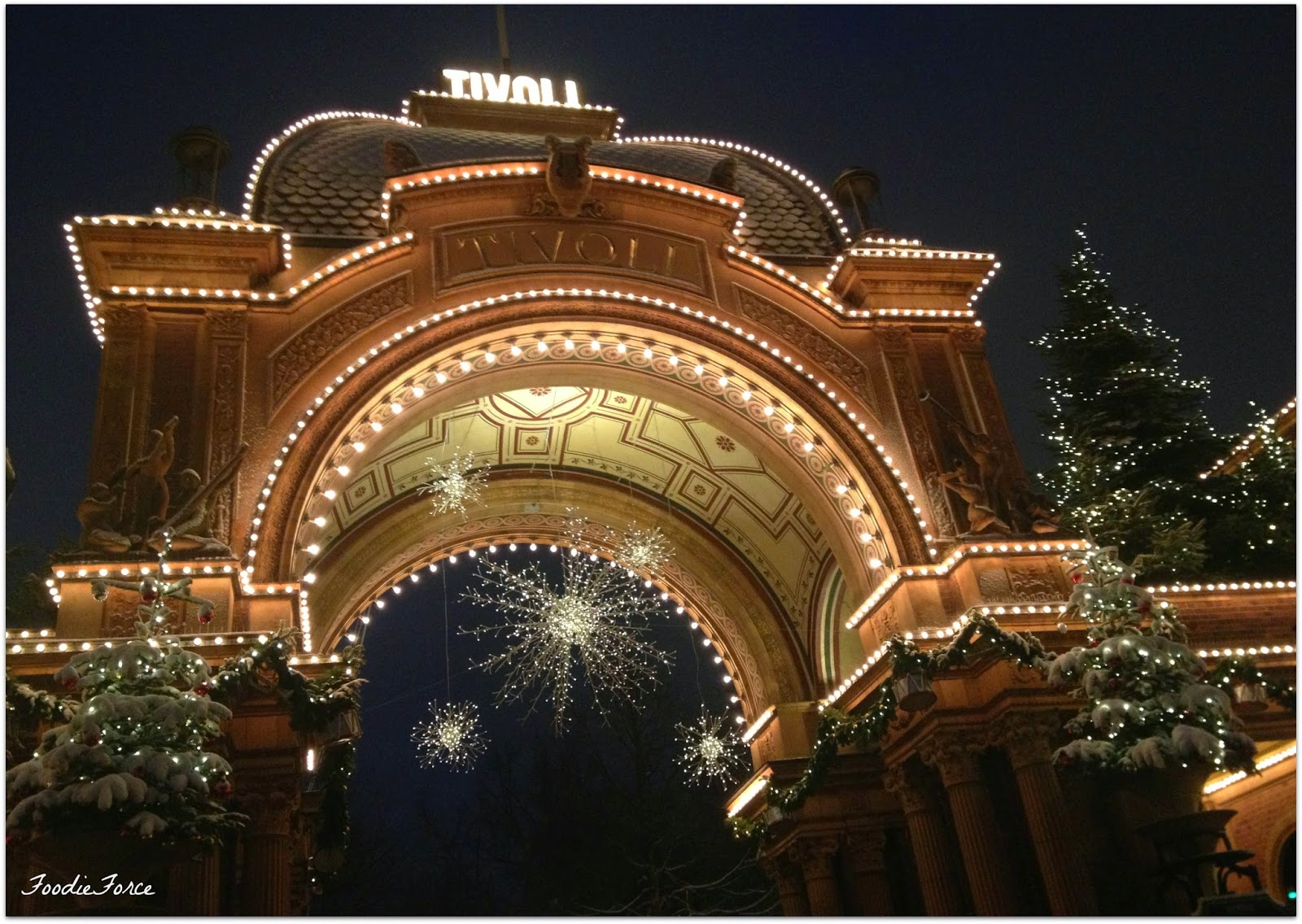 Tivoli Theatre Food Foodie Force Christmas Markets And Get Aways