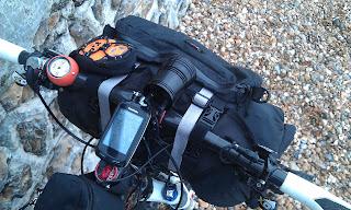 Bikepacking Dynamo Setup Charging My Gps Phone And