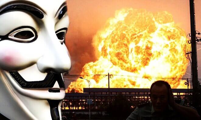 Anonymous Warn: The Biggest Threat To Humanity And Earth Is The Fukushima Nuclear Leak