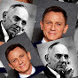 Daniel Craig and Edgar Cayce lookalike Reincarnation Eyes of Soul Handsome Intellect Collectible Bounty of Knowledge
