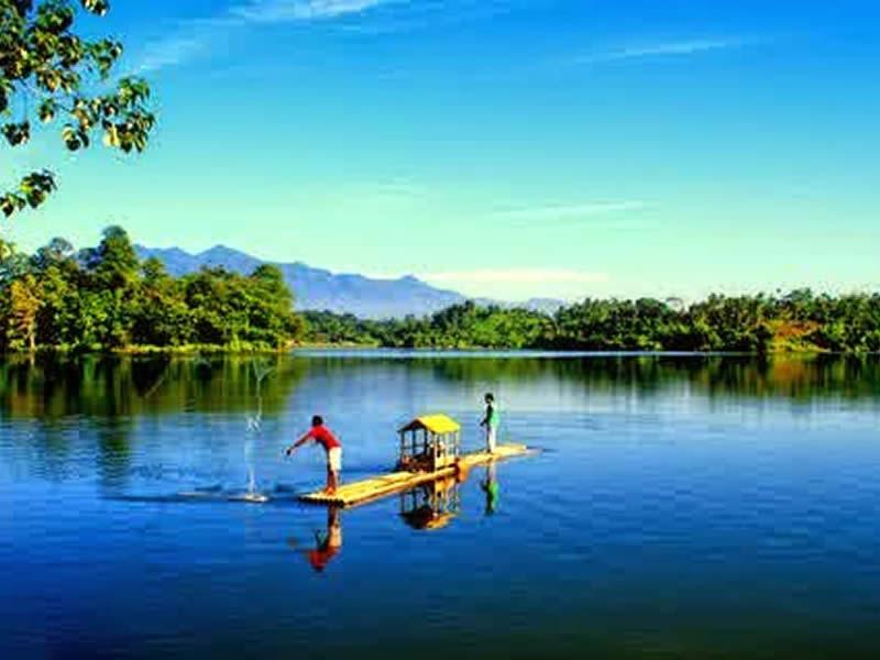 Situ Gede Tempat Wisata di Tasikmalaya Terbaru