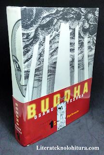 buddha volume 1 by osamu tezuka front cover