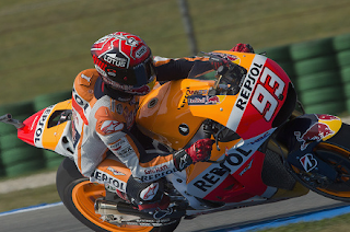 Marc Marquez assess the bike is still slower than the main competitor on the track MotoGP today. For racing circuit in Assen he predicts will happen fierce duel with Valentino Rossi.
