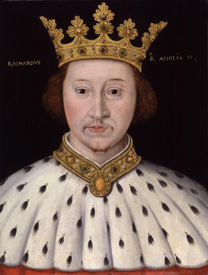 Fashion History   Dandy Who? King Richard the II