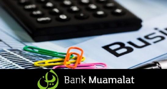 pinjaman modal bank muamalat