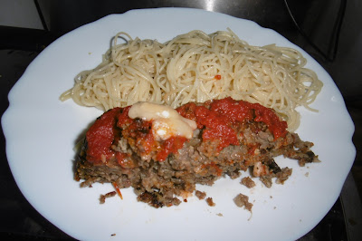 Globecooking recipe : Pizza-style meatloaf (USA)