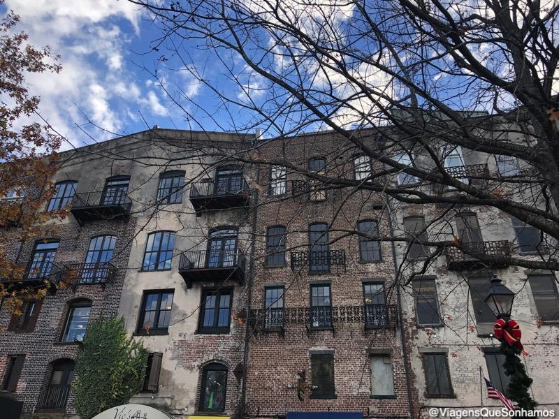Arquitetura em Savannah