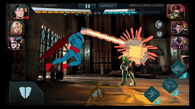 Injustice 2 Mobile celebra el 80º aniversario de Superman con el Superman clásico