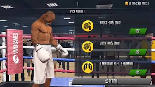 Image of mod apk unlimited coin of real boxing