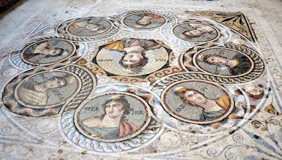 Seni Mozaik Di Izmir
