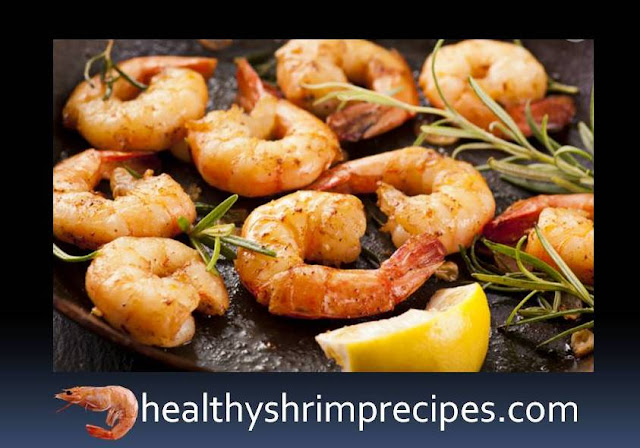 Fried shrimp with garlic recipe