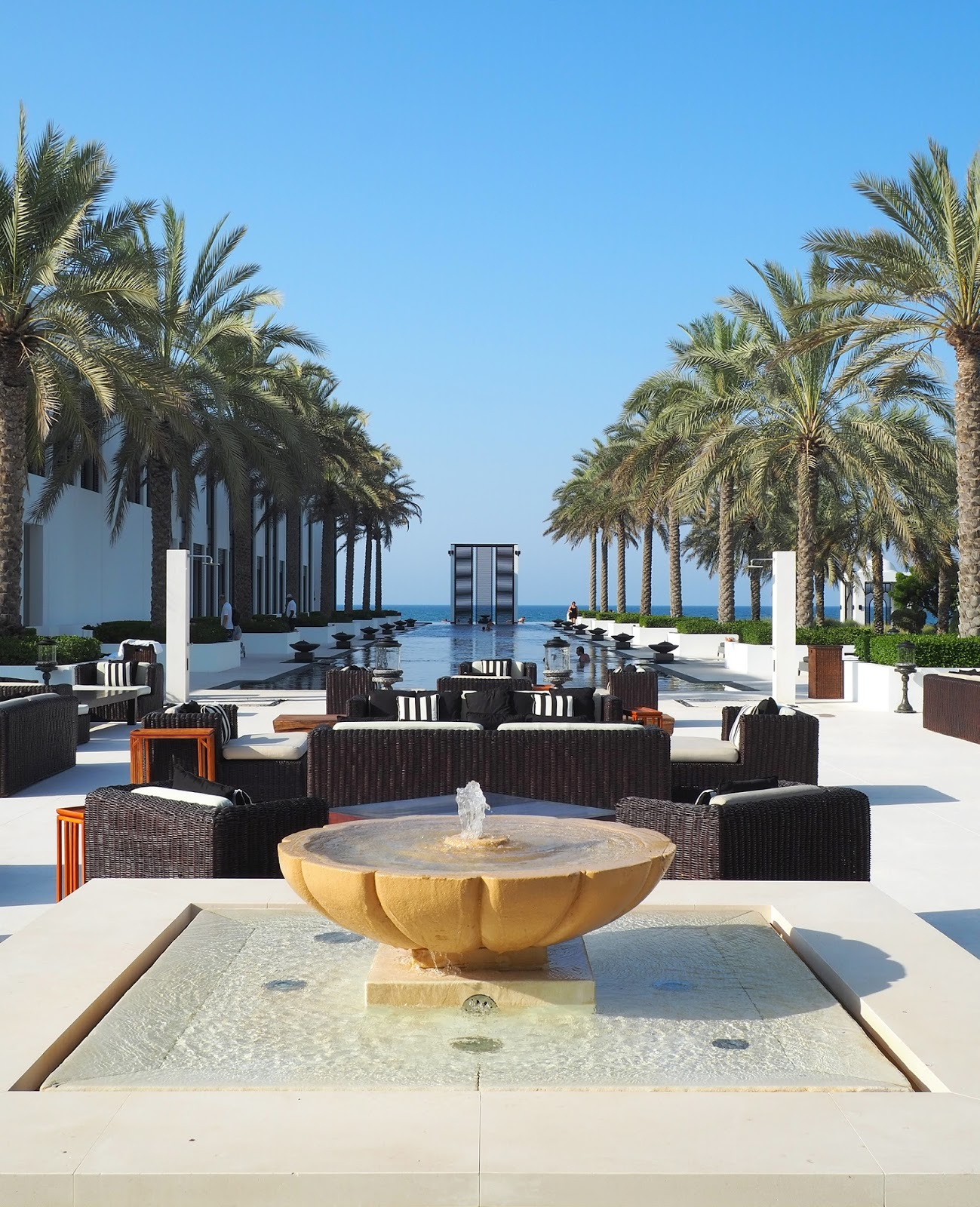 Euriental | luxury travel & style | The Chedi Muscat, Oman