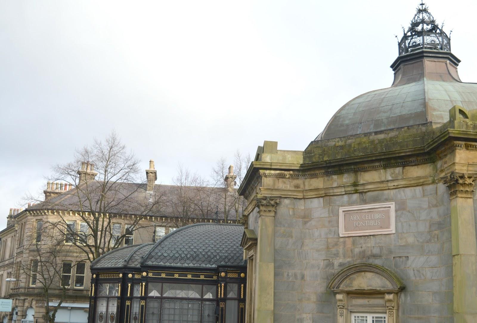 A Weekend in Harrogate - Royal Pump Room