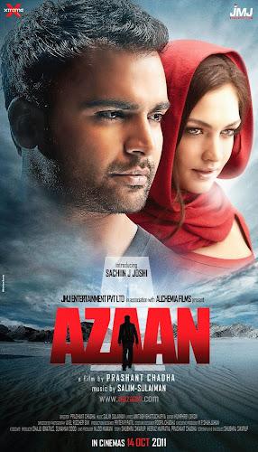 Aazaan (2011) Movie Poster