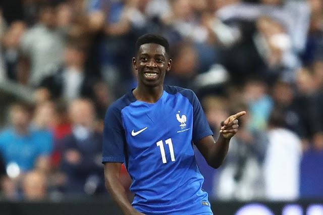 Ousman Dembele France
