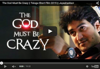 The God Must Be Crazy | Telugu Short Film 2015 | Must Watch | HD Video
