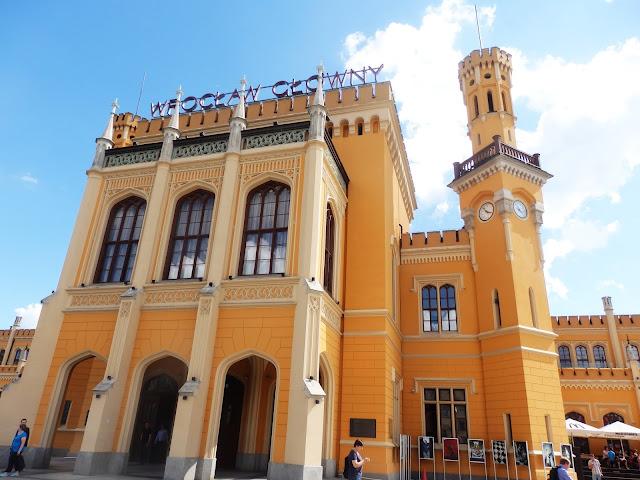 Stacja kolejowa Wrocław Główny