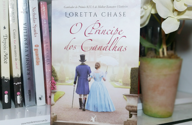 Resenha O Príncipe dos Canalhas -  Loretta Chase
