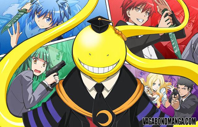 Bản tin manga số 1, Assassination Classroom